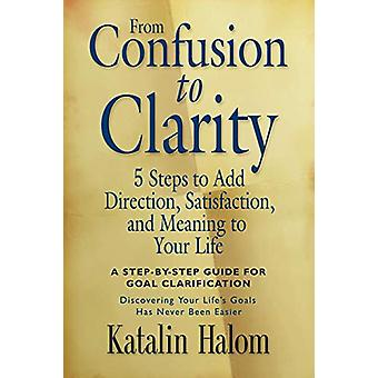 From Confusion to Clarity - 5 Steps to Add Direction - Satisfaction -