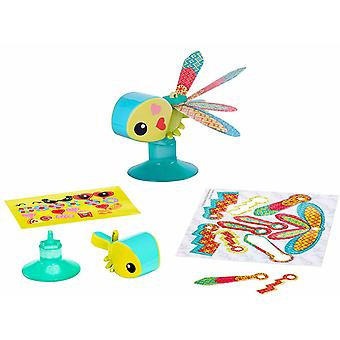 Amigami mini pet dragonfly with suction cup