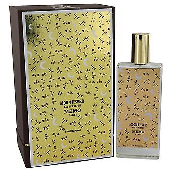 Moon fever eau de parfum spray (unisex) by memo 541314 75 ml
