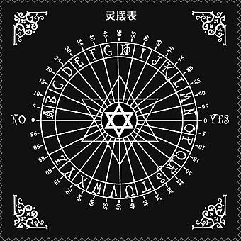 Tarot Tablecloth Divination Tarot Card Pad
