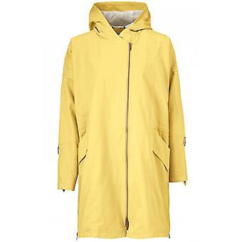 Masai Clothing Thyrana Yellow Hooded Coat