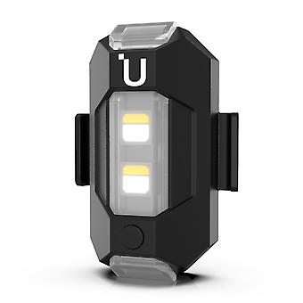 Drone strobe lys blinker 3 farver langsom hurtig anti-kollision