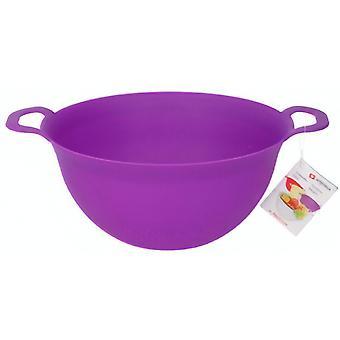sieb 34 x 26 x 13 cm violett