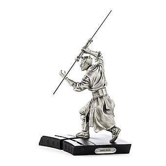 Limited Edition Darth Maul Figurine Royal Selangor