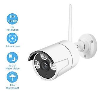 2.0MP 1080P IP-kameran turvakameran valvontajärjestelmän älykäs liikkeentunnistus- ja hälytysjärjestelmä