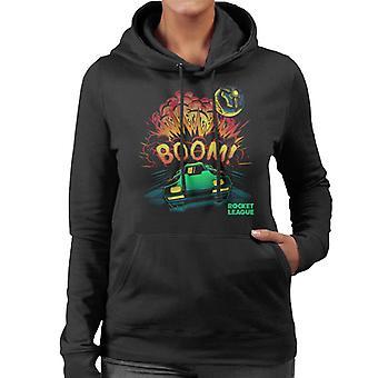 Rocket League Boom Breakout Women&s Hooded Sweatshirt