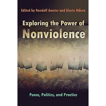 Exploring the Power of Nonviolence by Elavie Ndura Randell Amster