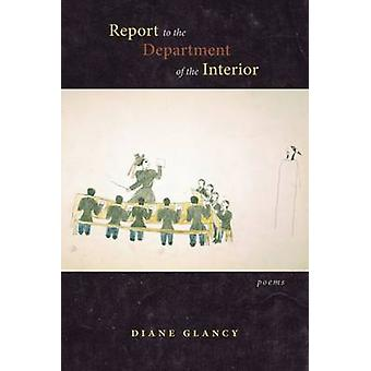 Report to the Department of the Interior by Diane Glancy