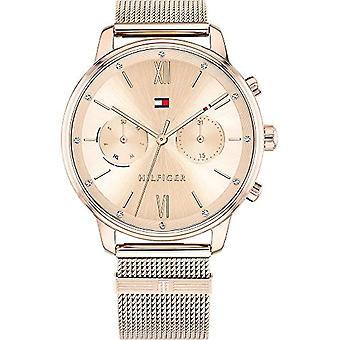 トミー ヒルフィガー アナログ時計 クォーツ ウーマン 付き ステンレス スチール ストラップ 1782303