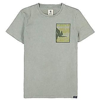 Garcia C11007 T-Shirt, Fresh Olive, XXL Men's