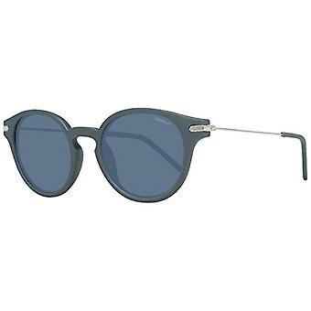 Polaroid PLD 1026/S C3 Vee 48 Sonnenbrille, Grau (Grau Gold/Grauer Pz), Herren