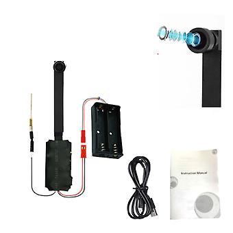 Wifi Ip - Langaton mikrokamera, Videonauhuri, Yönäköinen etänäkymä