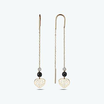 Hart Hanger Diamond Ketting