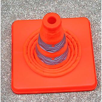 Collapsible Road Safety Cone, Traffic Pop Up Parking Multi Purpose 2 Reflective