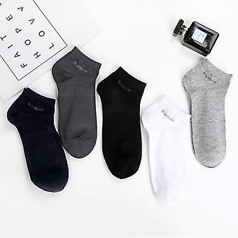 Men's Bamboo Fiber Socks, Anti-bacterial Ankle Sock