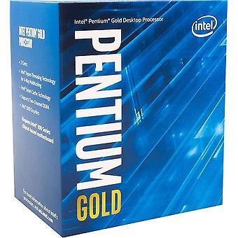 Procesor Intel Pentium Gold G6400, 1200, 4.0 GHz, Dual Core, 58W, 14nm, 4MB Cache, Comet Lake