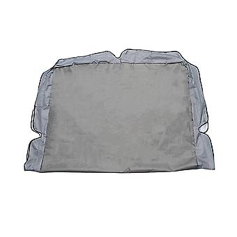 Universal Water Resistant 3 Seater Garden Swing Seat Replacement Canopy Cover