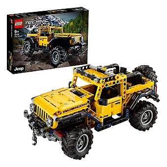 Playset Lego Technic Jeep Wrangler