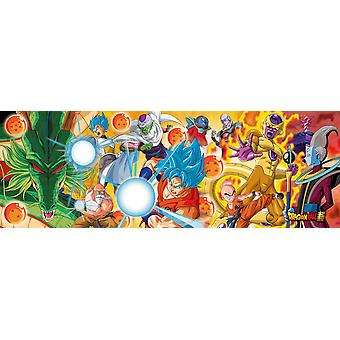 Clementoni Dragon Ball Panorama Puzzle (1000 Pièces)