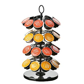Coffee Pod Carousel  Compatible K-cups 36 Pod Pack Storage