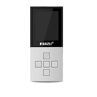 بلوتوث الرياضة MP3 لاعب مع 8G (أبيض)
