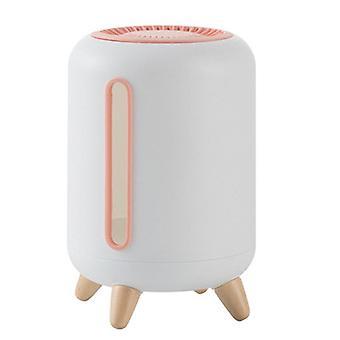 2Pcs Creative Paper Box with Bamboo Charcoal Bag Wooden Four-legged Desktop Tissue Box Home Bathroom
