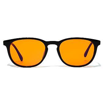 Little Starr Blue Light Glasses - Heavy Duty Lens (black frame)
