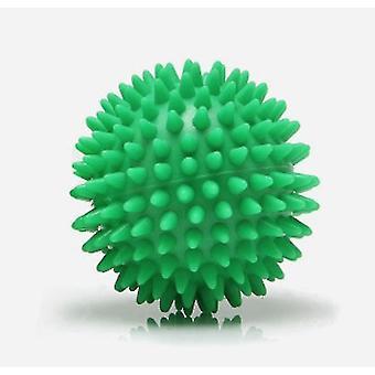 Massage Ball mit weichen Spikes, für Plantarfasziitis & Reflexzonenmassage, Faszienballfitness