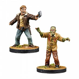 The Walking Dead: All Out War: Rick, Alexandria Leader Booster