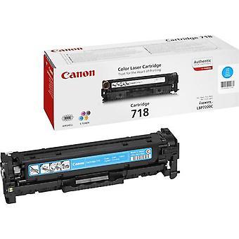Canon CRG-718 C, 2900 oldal, Cián, 1 db