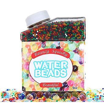 Víz gyöngyök Pack Rainbow Mix 50.000 Gyöngyök növekvő golyók, zselés víz gél gyöngyök
