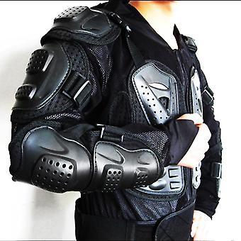 Мотоцикл Мотокросс Гонки Полный Бронежилет Позвоночник Грудь Защитная куртка