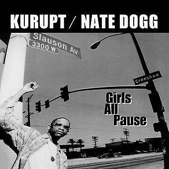 Kurupt/Nate Dogg - Girls alle Pause USA import