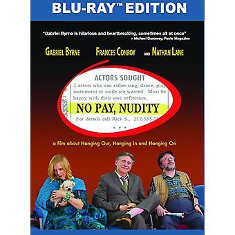 Geen naaktheid betalen [Blu-ray] USA import