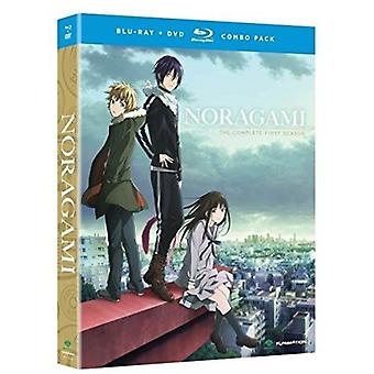 Noragami: The Complete First Season [Blu-ray] USA import
