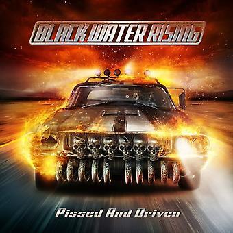 Black Water Rising - Pissed & Driven [Vinyl] USA import