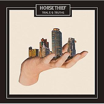 Horse Thief - Trials & Truths [Vinyl] USA import