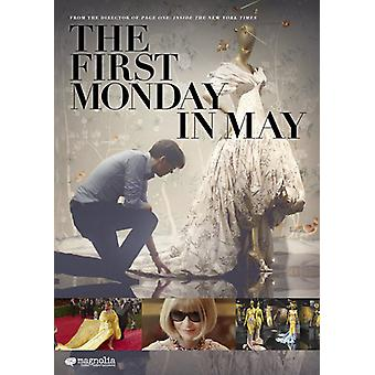 First Monday in May [DVD] USA import