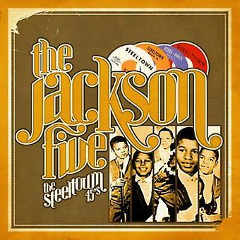 Jackson Five - Steeltown 45 [CD] Yhdysvallat tuoda