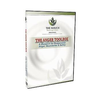 Anger Toolbox-Blueprint for Responsible Anger Boun [DVD] USA import