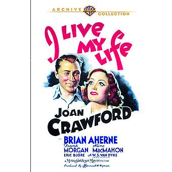 I Live My Life [DVD] USA import