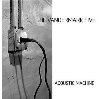Vandermark 5 - Acoustic Machine [CD] USA import