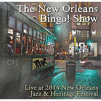 New Orleans Bingo Show - Live at Jazz Fest 2014 [CD] USA import