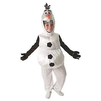 OLAF frosne snemand kids kostume børn kostume