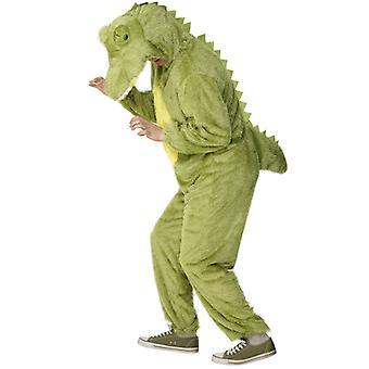 Cocodrilo lagarto de traje traje traje animal Zoo carnaval
