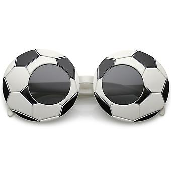 Oversize Neuheit Sport-Fußball-Sonnenbrille mit Allround-Objektiv 38mm