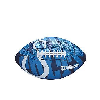 Wilson Nfl Indianapolis Colts Team Logo Junior Football