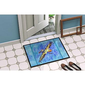 Carolines Treasures  8377-MAT Pelican  Indoor or Outdoor Mat 18x27 8377 Doormat