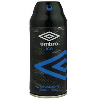 Umbro Ice Deodorant Body Spray 5oz / 150ml