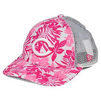 Cincinnati Reds MLB Nueva Era 9Forty Flower Power juventud Snapback sombrero